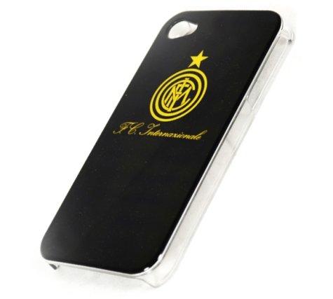 Inter Milan Black Iphone 4-4s Phone Case