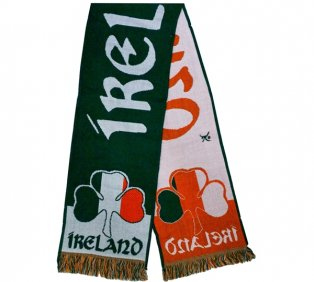 Ireland Acrylic Scarf