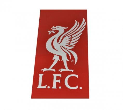 Liverpool Big Logo Towel
