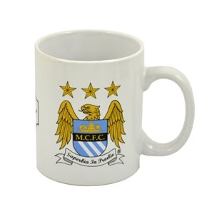 Man City Street Sign Mug
