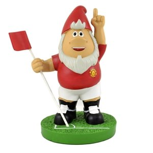 Man Utd Corner Flag Gnome