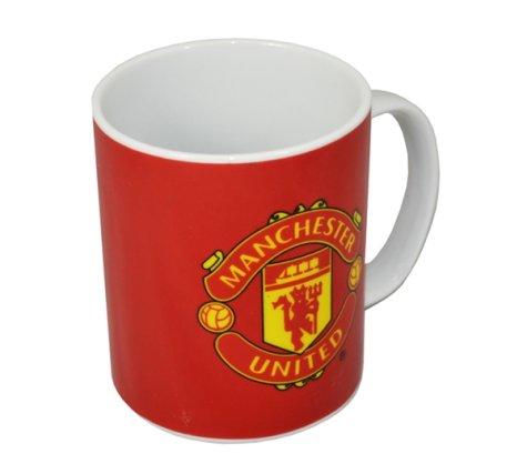 Manchester United New Crest Mug
