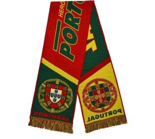 Portugal Acrylic Scarf