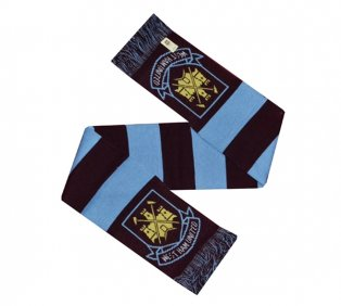 West Ham Bar Scarf 5