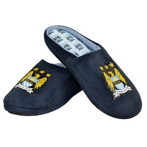 Man City Defender Slipper (9-10)