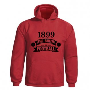 Ac Milan Birth Of Football Hoody (red)