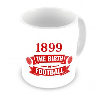 Ac Milan Birth Of Football Mug