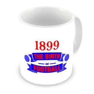 Barcelona Birth Of Football Mug