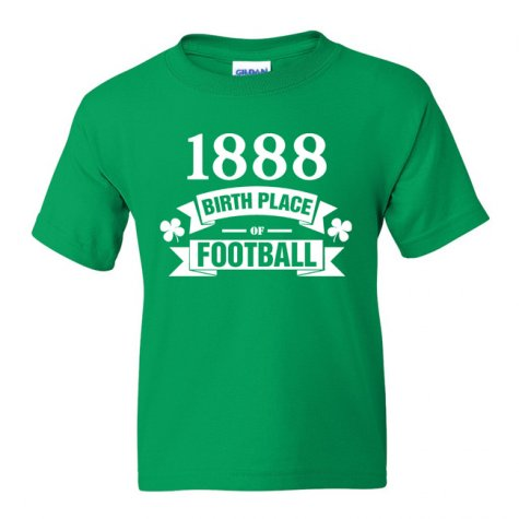 Celtic Birth Of Football T-shirt (red)