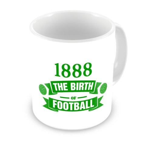 Celtic Birth Of Football Mug