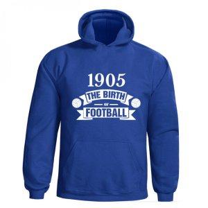 Chelsea Birth Of Football Hoody (blue) - Kids