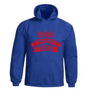 Crystal Palace Birth Of Football Hoody (blue) - Kids