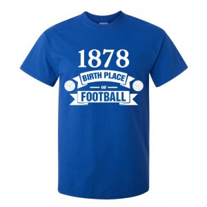 Everton Birth Of Football T-shirt (blue)