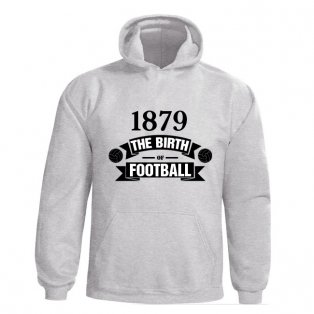 Fulham Birth Of Football Hoody (white) - Kids