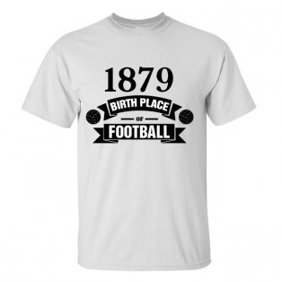 Fulham Birth Of Football T-shirt (white)