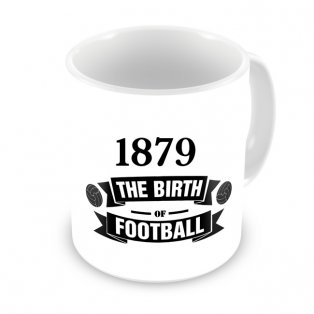 Fulham Birth Of Football Mug