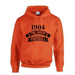 Hull City Birth Of Football Hoody (orange) - Kids