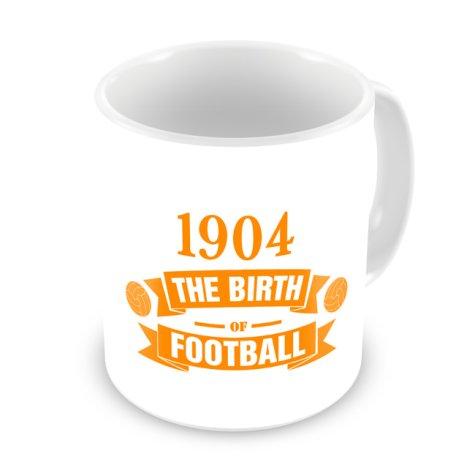 Hull City Birth Of Football Mug