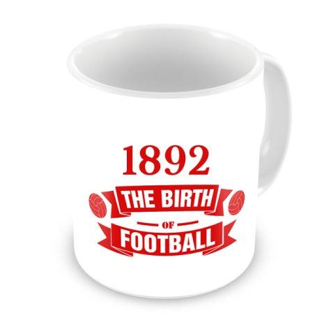 Liverpool Birth Of Football Mug
