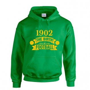 Norwich City Birth Of Football Hoody (red) - Kids