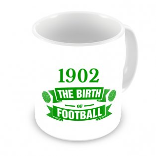 Norwich City Birth Of Football Mug