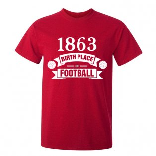 Stoke City Birth Of Football T-shirt (red) - Kids