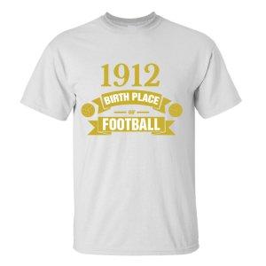 Swansea City Birth Of Football T-shirt (white) - Kids