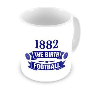 Tottenham Birth Of Football Mug