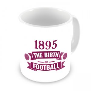 West Ham Birth Of Football Mug