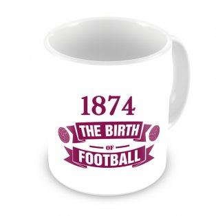 Aston Villa Birth Of Football Mug