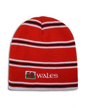 Wales Rwc 2015 Beanie Hat