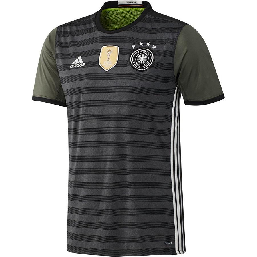 c0bd7b2a5 2016-2017 Germany Away Adidas Football Shirt