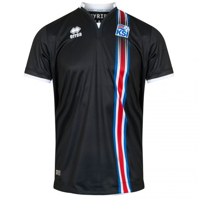cheap for discount bdd04 4013f iceland 22 gudjohnsen home mens adults short sleeves 2016 ...