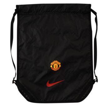 2017 13 Man Utd Nike Allegiance Gym Bag Black Ba4570mu Ba5470 Uksoccer
