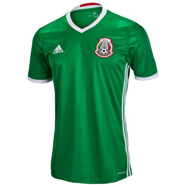 b75e5c09a mexico 10 cuauhtemoc blanco green home mens adults 2016 2017 country ...