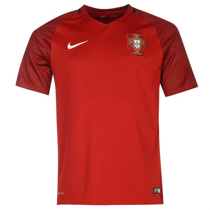 36cdbffae 2016-2017 Portugal Home Nike Football Shirt (Kids)