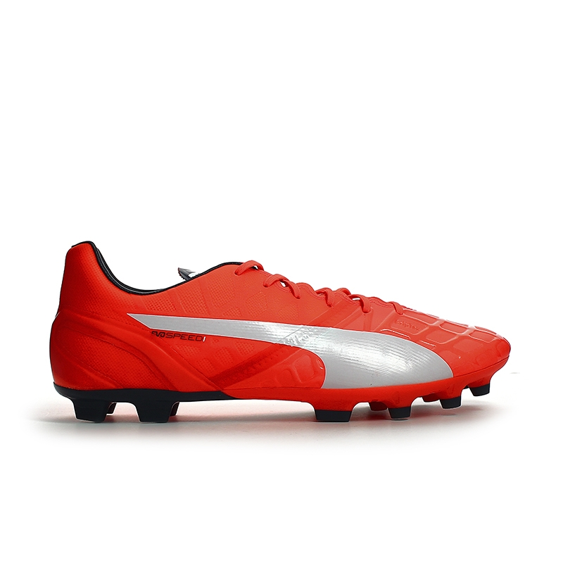 Puma evoSPEED 1.4 Artificial Grass Football Boots (Lava Blast) 34cad95e3