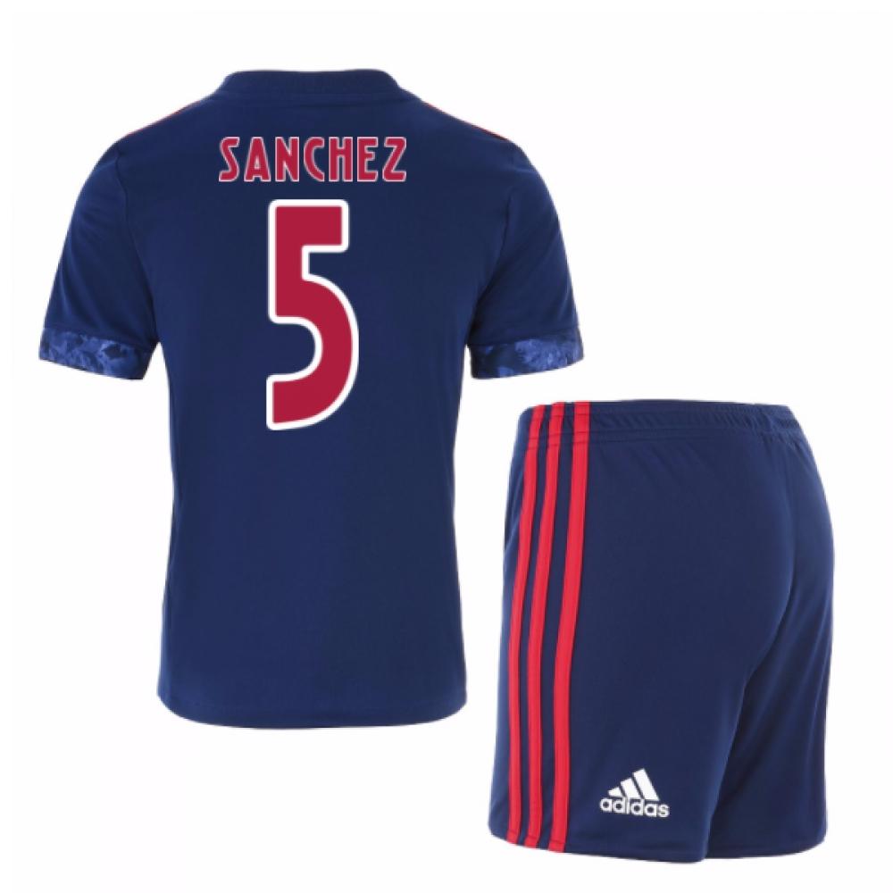 f68f8b5410b Buy Davinson Sanchez Football Shirts at UKSoccershop.com