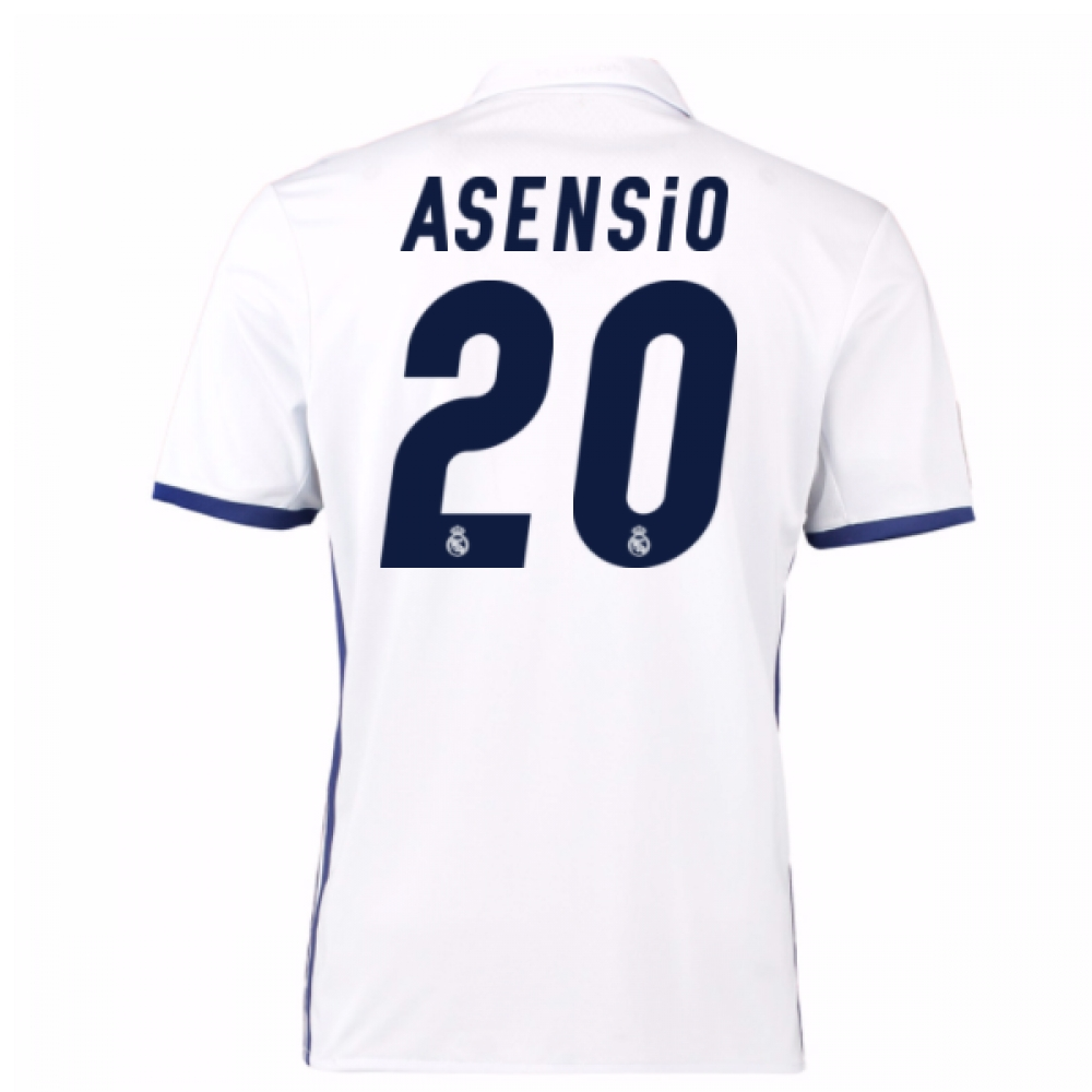 a6e0fbe1539 Buy Marco Asensio Football Shirts at UKSoccershop.com