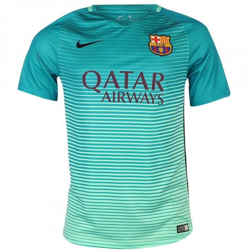 Resultado de imagen para barcelona third kit 2016-2017