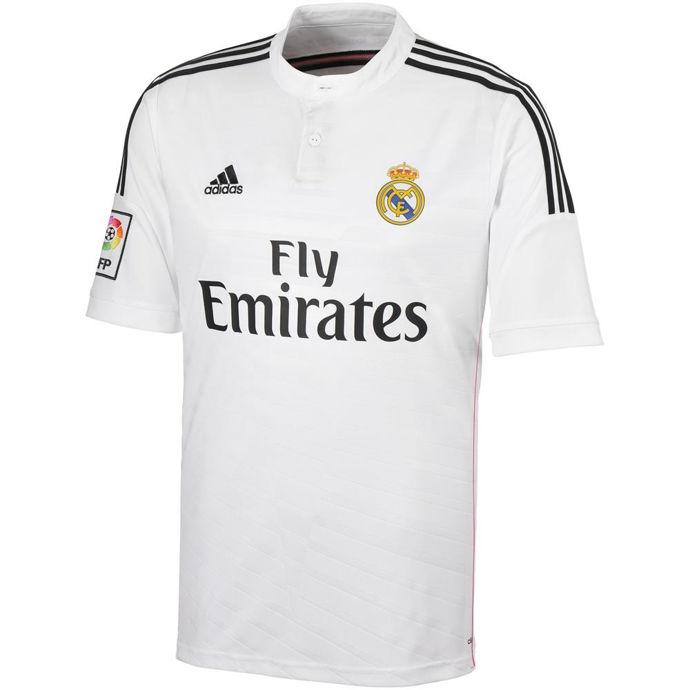 7391a3847 ... Soccer Jersey Kit 2014-15 Real Madrid Home Shirt (Casemiro 16)  F50637-44883 - Uksoccershop ...