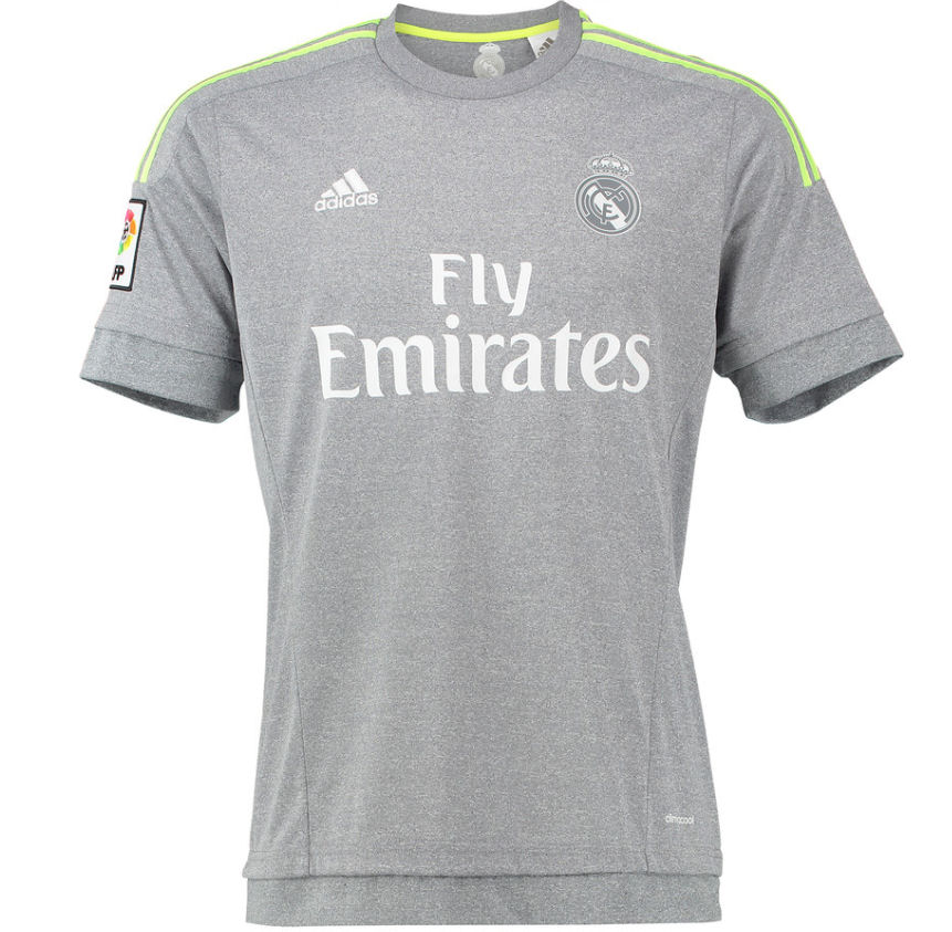 new style 59039 bb382 real madrid third kit shorts junior