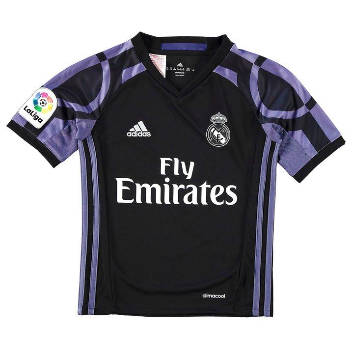 size 40 343d8 63553 Real Madrid 3rd Shirt - Adult & Kids Kit - UKSoccershop.com